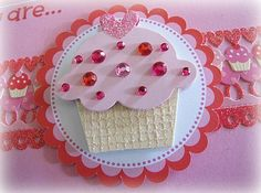Here's more great inspiration using our  Doodle Card Sketch  for the month of January, featuring our Sweet Cakes Collection .   PageMap ...