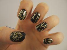 10 Blank Canvases: #nail #nails #nailart