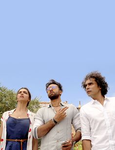 Deepika Padukone, Ranbir Kapoor & Imtiaz Ali / Tamasha