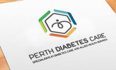 Perth Diabetes Care Logo Design on Behance