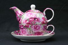 Candy Bloom Tea for one set