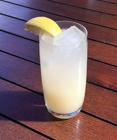 Meet the Collins Family: 6 Twists On The Classic Tom Collins