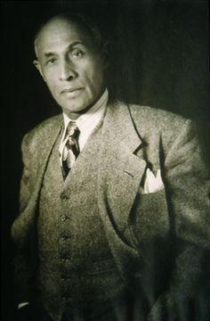 Frederick Madison Roberts (1879-1952) Descendant of Sally Hemings and Thomas Jefferson, first African American member of the California legislature.