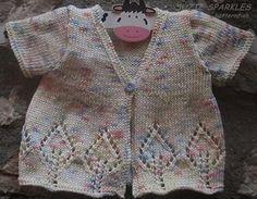 Pinterest Baby Vest, Baby Sweaters, Baby Knitting, Elsa, Knit Crochet, Boho, Babies, Fashion, Vest Coat