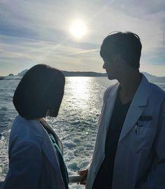 CN Blue : Kang Min Hyuk *-* & Ha Ji Won IG Update - Hospital Ship
