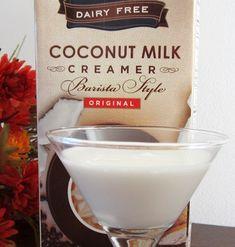 New Barista-Style Coconut Milk Creamer