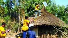 Sustainable energy means more--and cleaner--electricity access for rural Africa! #greenisadayaway #dayawaycareers