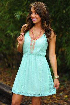 Love this color! Cute dress!!
