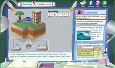 EARTHQUAKE TESTING ZONE: Natural Disasters, Earthquakes, play & learn, interactive for kids