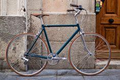 Bici Retro, Velo Retro, Bici Fixed, Fixed Bike, Giant Tcr, Velo Design, Urban Bike, Commuter Bike, Motorcycle Bike