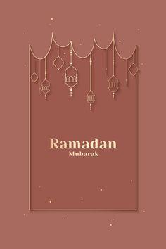 Ramadan Mubarak frame with lantern vector Ramadan Cards, Eid Cards, Greeting Cards, Eid Mubarak Banner, Mubarak Ramadan, Ramadan Mubarak Wallpapers, Decoraciones Ramadan, Ied Mubarak