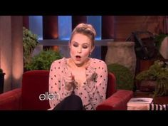 Kristen Bell's Weepy Sloth Meltdown Is a Hilarious Must-See (VIDEO)