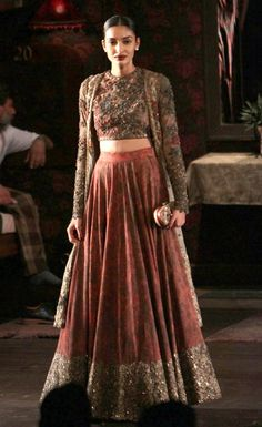 Sabyasachi's Ferozabad Collection #ICW2014
