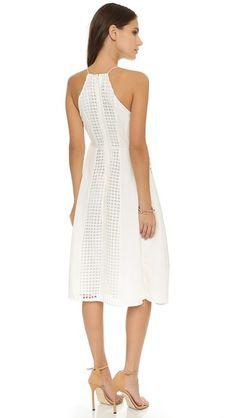 080f8a183e52 La Maison Talulah Fantasy Flare Midi Dress