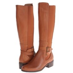 Corso Como Riding Boots Leather upper, lining and footbed; Measurements Heel Height: 1 3⁄4 in Weight: 1 lb 3 oz Circumference: 15 in Shaft: 15 1⁄2 in Corso Como Shoes
