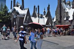 Universal Studios Hollywood Tips to Maximize Your Time - The Wizarding World of Harry Potter