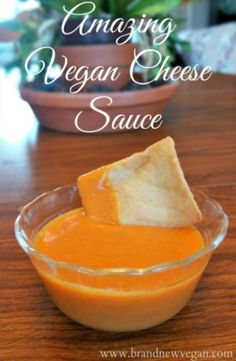 PP:  Amazing Vegan Cheese Sauce