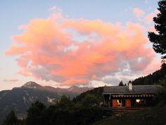 Chalet Spirou (Vercorin): Clouds, Outdoor, Outdoors, Outdoor Games, Outdoor Living, Cloud