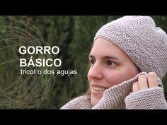 Curso tricot 6 - Gorro Fácil Tricot | Lanas y Ovillos