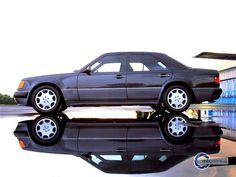 Mercedes-Benz E-Klasse W124 - 500E und E500 Modelle - mbGalerie.org