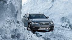 Audi allroad: Wagon - quattro®