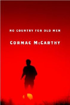 No Country for Old Men.  Chilling, but cannot put it aside.