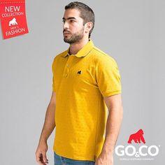 Róbate toda la atención con tu look #GoCo Compra en nuestra tienda en línea www.gococlothing.com Polos, camisas, T-shirts #BeGoCo