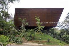 miguel rio branco gallery at inhotim arquitetos associados