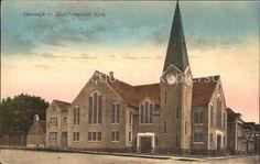 ka87774 Steenwijk Geref. Kerk Kat. Niederlande