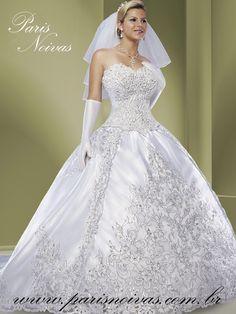 vestidos de noiva rodado 1