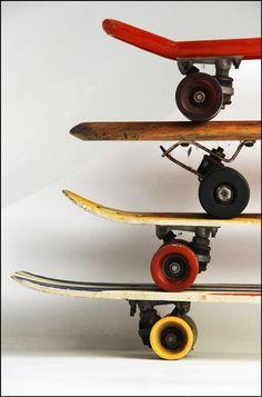 Vintage Skaters | Deus Australia