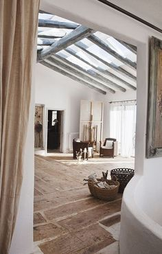 The Country House Look I Am Striving For