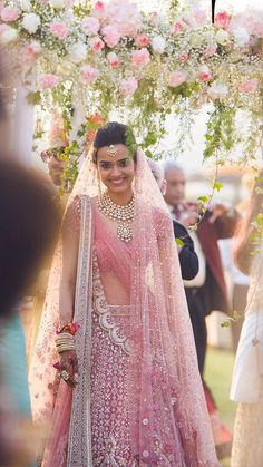 Indian Bridal Lehenga, Indian Bridal Outfits, Indian Bridal Fashion, Indian Bridal Wear, Indian Designer Outfits, Bridal Dresses, Designer Bridal Lehenga, Pakistani Bridal, Bridal Lehenga Collection