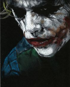 Why So Serious? by Tbevie.deviantart.com on @DeviantArt