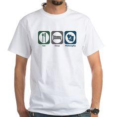 Eat Sleep Philosophy Shirt