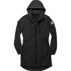 Navigating the streets of New York on foot can be downright unbearable when those frigid, winter winds get whipping off the East river and channeled down the streets and avenues with their piercing, brutal power. Unless, of course, you're doing so in the undeniable style and protection of the Canada Goose Women's Brossard Jacket.