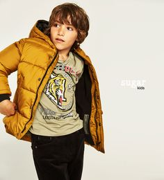 Leonardo from Sugar Kids for ZARA.
