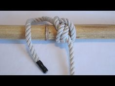 How To Tie An Ossel Knot