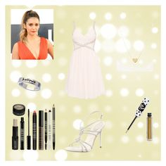 """My Dilemma"" by mss-tomlinson ❤ liked on Polyvore featuring Little Mistress, René Caovilla, Erica Anenberg, Lime Crime, Lord & Berry, women's clothing, women, female, woman and misses"