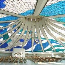 5 mil desenhos e plantas de Oscar Niemeyer serão digitalizados e disponibilizados online #oscarniemeyer #itaucultural @Özlem Tanyer.com.br