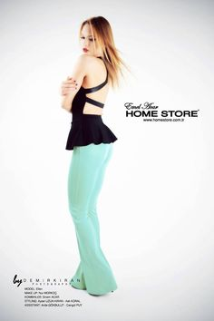 Home Store Woman is everytime attractive..