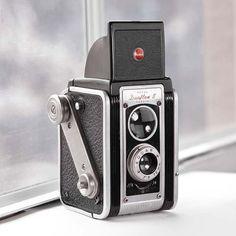 Kodak Duaflex II with Kodar Lens by Eastman by VintageCameraClub, $59.00