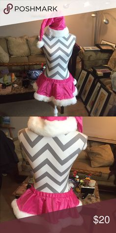 Victoria's Secret           skirt and hat Victoria's Secret.     Skirt and hat.   Never worn.  Large skirt Victoria's Secret Other
