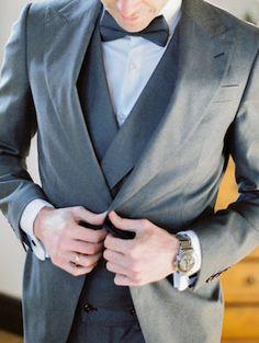 Traje noivo - Groom's attire | Arturo Diluart Photography