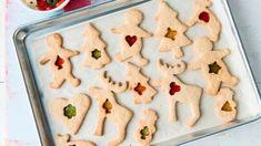Recette : Biscuits vitrail Quebec, Biscuit Sans Gluten, Dessert Parfait, Dessert Original, Gingerbread Cookies, Baking Recipes, Tea Cups, Christmas Recipes, Easy Biscuit Recipe