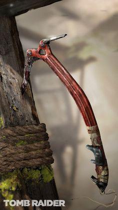 Artwork Tomb Raider (PS3)