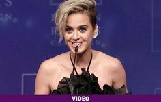 H Katy Perry μιλάει ανοιχτά για τη σεξουαλικότητα της