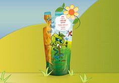 Refil Splack! Shampoo Cabelos Lisos Naturé - 250ml