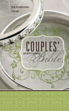 NIV Couples Devotional Bible [Bible]