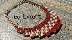 Buenos días ladies!! Hace unas semanas os presenté el Collar Atenea by Evart! Ahora os traigo el nuevo Collar Doris by Evart! Os gusta?